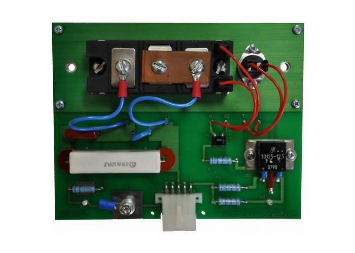 Контактор тиристорный КТ-07М УХЛ4 - предназначен для коммутации и фазового управления током в машинах для точечной...